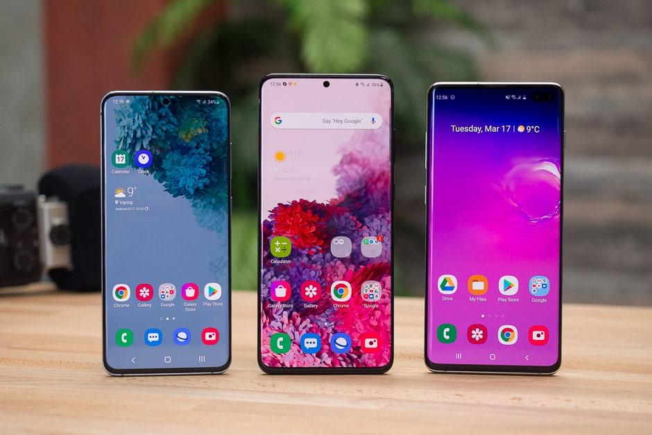 Samsung s21 salah satu handphone flagship terbaik tahun 2021