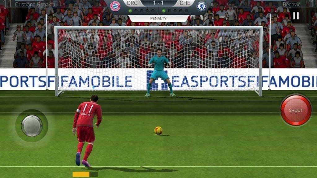 game sepakbola terbaik android