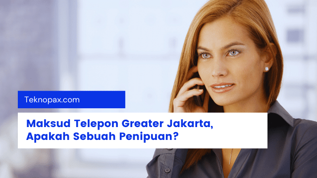 Telepon Greater Jakarta