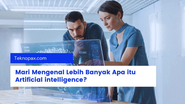 apa itu Artificial intelligence
