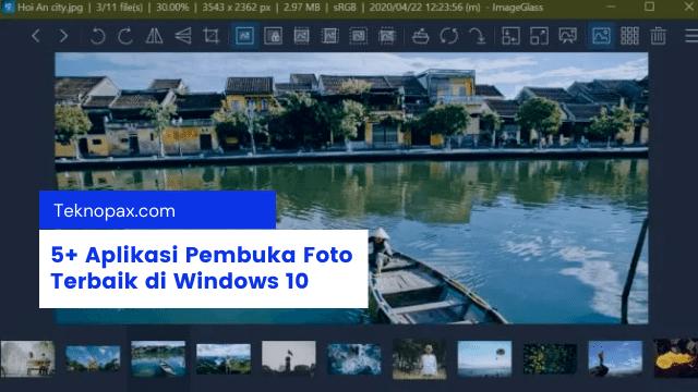 Aplikasi pembuka foto ternaik di windows 10