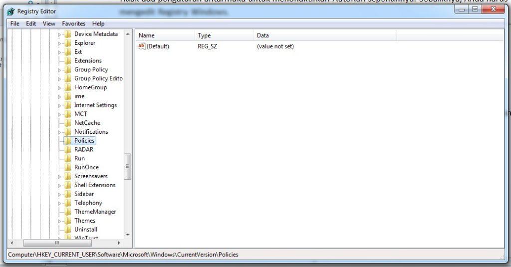 Cara Mematikan Autoplay dan Autorun di Windows 10 dengan mudah.