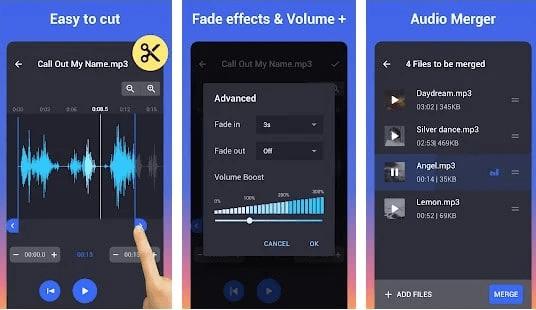aplikasi pemotong lagu android