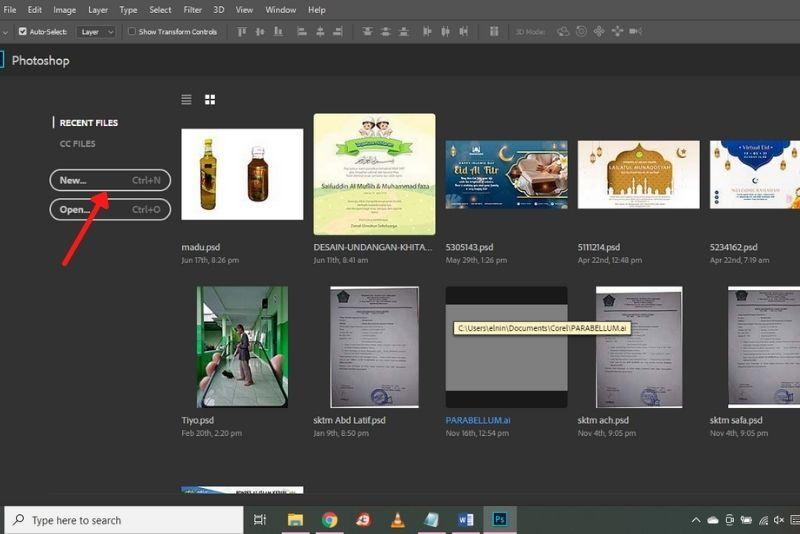Cara Membuat Watermark Gambar di Photoshop