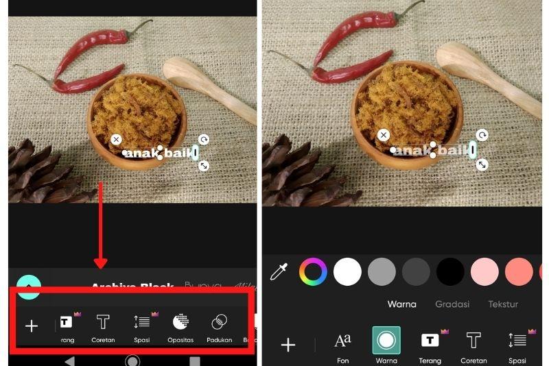 Cara Membuat Watermark Gambar di Aplikasi Picsart