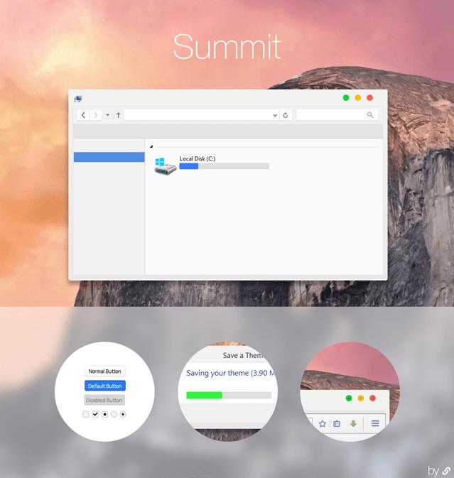 Tema windows keren dan simple windows 8