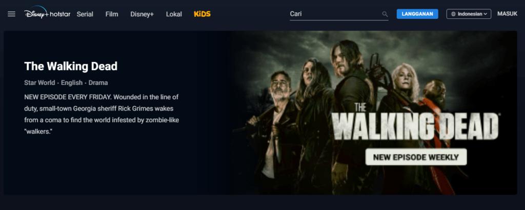 Cara download dan menonton film