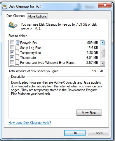 Solusi Thumbnail Windows Tidak Muncul